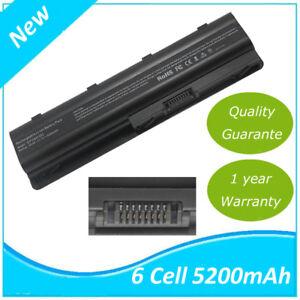 NOTEBOOK Batterie POUR HP G62 series SPARE 593553-001 593554-001 MU06 Laptop