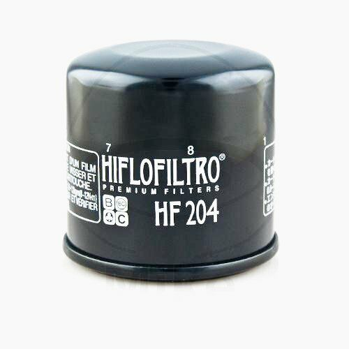 ÖlFILTER  HIFLO HF204 Honda CBR 600 PC41K Bj 2011
