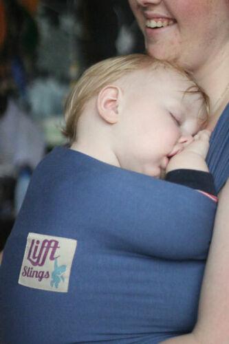 Lifft Élingues extensible Wrap Porte-bébé-Bleu