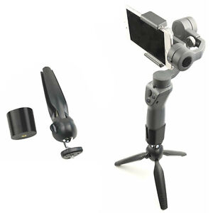 Tripod Mount Stand Support Holder Bracket For DJI OSMO 2//1 Handheld Gimbal