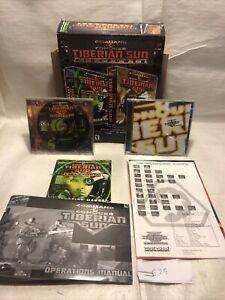 Command & Conquer: Tiberian Sun Firestorm (PC, 2000) - Original Box