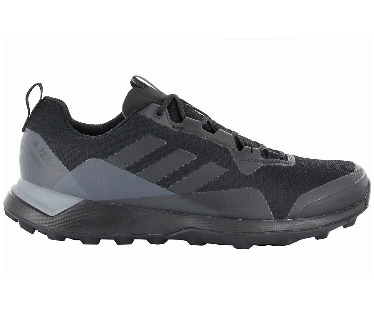 adidas Terrex CMTK GTX Gore-Tex Schuhe Schwarz Herren Wanderschuhe Trail BY2770