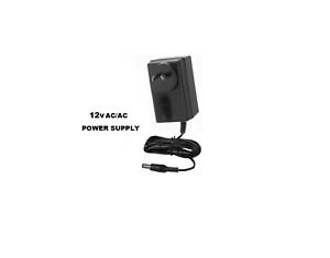 12V-500MA-AC-AC-POWER-SUPPLY-12-VOLT-0-5-AMP-0-5A-500-MA-WALL-ADAPTER-240V-AUS