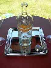 Absolut Vodka Orient Apple Bottle RARE 1 Liter Size Collectible Glass Empty Mint