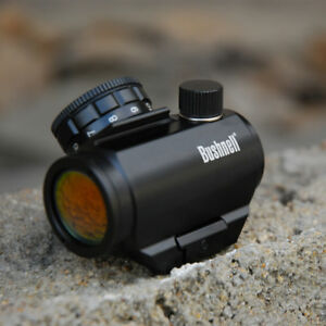 Red-Dot-Sight-Scope-Optics-Holographic-Hunting-Shooting-Airsoft-Bushnell-TRS-25