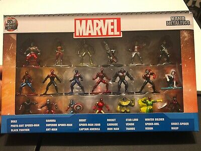 Nano metalfigs-Marvel-Winter Soldier-Wave version 3
