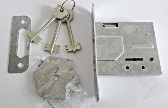 BORDER-Mini (Russian Federation) /High Security Deadbolt/Door Lock /With 3 Keys