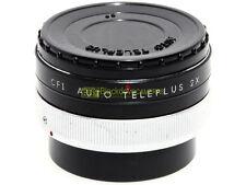 Canon FD Moltiplicatore 2x CF1 Auto Teleplus. Garanzia 12 mesi.