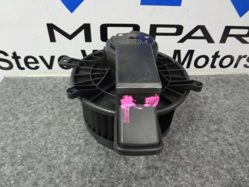 08-12 Town /& Country Grand Caravan Air Conditioning Heat Blower Motor Mopar Oem