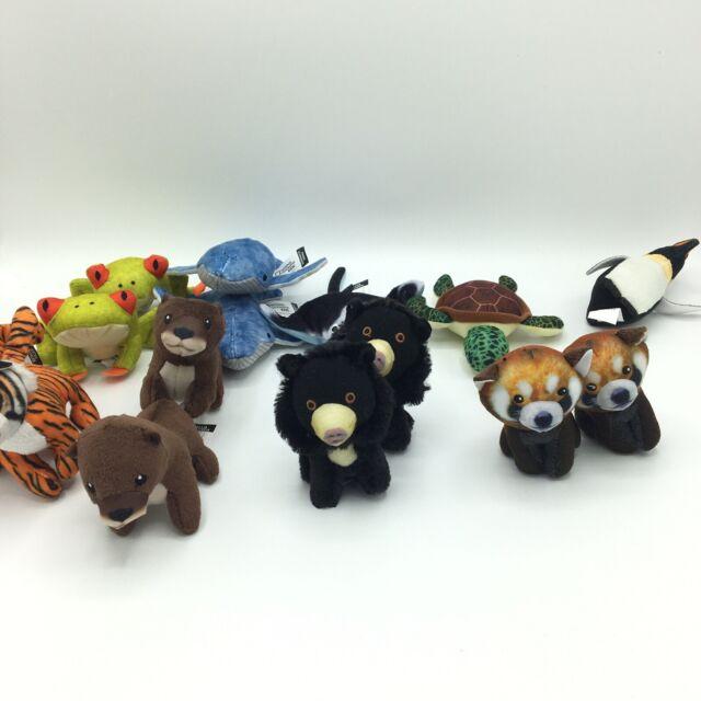 National Geographic Kids Lot 15 Mini Plush Mcdonalds Toys ...