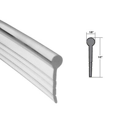 CRL Bottom Wipe with Drip Rail for Shower Door System  Free Shipping