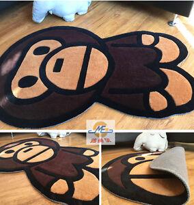Image Is Loading A Bathing Ape Bape Baby Milo Carpet Mat