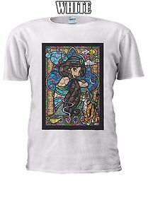 Disney Princess Snow White Mugshot Bad T-shirt Vest TankTop Men Women Unisex 438