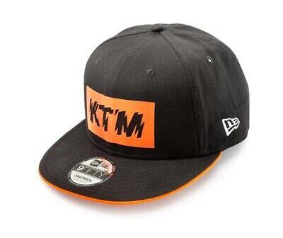 KTM Radical par New Era Cap Noir en Coton Orange nouvelle collection 2020 | eBay
