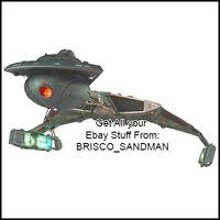 Fridge Fun Refrigerator Magnet STAR TREK SHIP Klingon D4 Battlecruiser -A Diecut