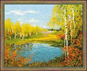 Autumn-Day-Riolis-Counted-Cross-Stitch-Kit-New