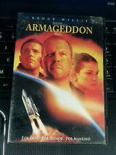 Armageddon  DVD Bruce Willis, Billy Bob Thornton, Ben Affleck, Liv Tyler