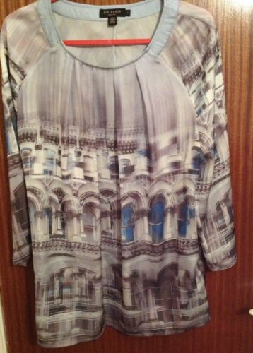 Uk blouse Baker Size 1 Ted 8 Top SwFZ4gxnW