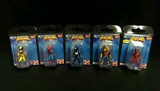 NEW Wave 1 Set of 5 MARVEL MICRO BOBBLE  w/ Deadpool Exclusive - FREE SHIPPING!