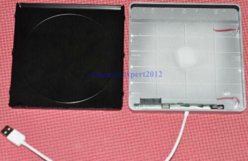 2nd SATA Caddy for MacBook Pro Unibody USB 2.0 Enclosure Case for Superdrive