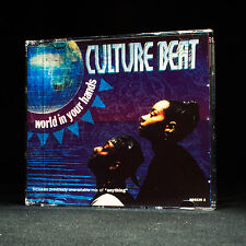 Culture Beat - World In Your Hands - music cd EP