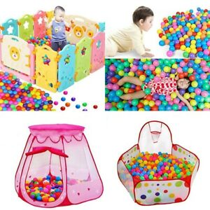 50pcs-Colorful-Soft-Ocean-Ball-Secure-Baby-Kids-Boy-Girl-Pit-Toy-Swim-Fun-Play