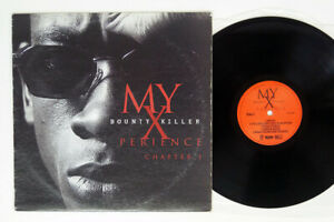 BOUNTY KILLER MY XPERIENCE CHAPTER 1 TVT/VP 1461-1 US VINYL LP
