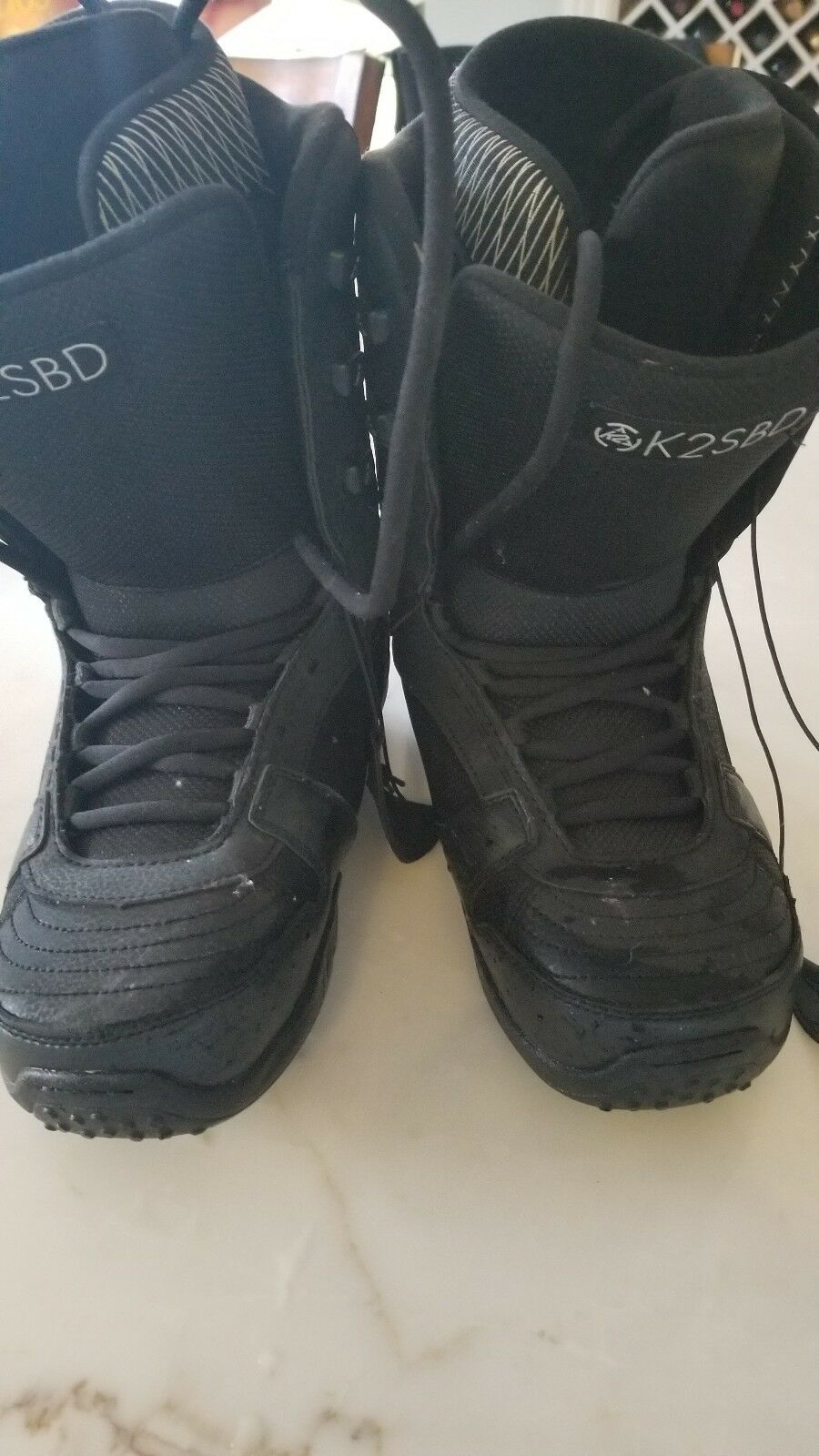 Mens snowboard boots size 9 K2SBD
