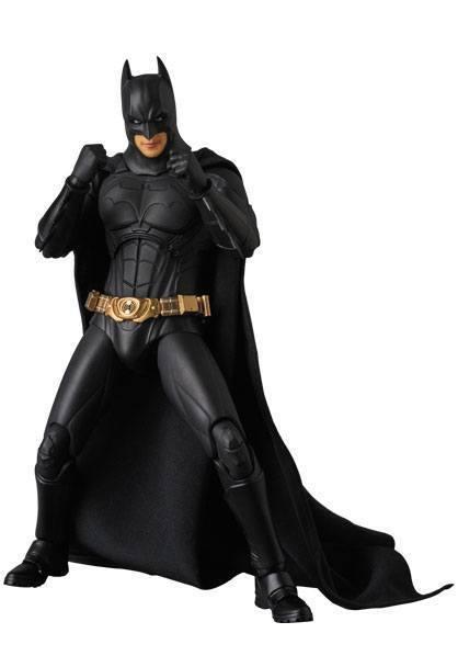 BATMAN BEGINS MAF EX Action Figure BATMAN BEGINS Tuta 16 cm