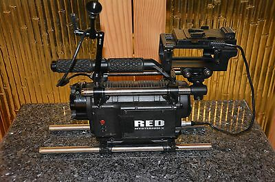 RED ONE MX - Mysterium-X - 4.5K Digital Cinema Camera, Accessories & Case BUNDLE