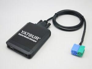 Bluetooth-USB-SD-MP3-AUX-Adapter-passend-fuer-BECKER-Radio-CDR-21-22-210-220