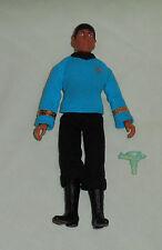 """vintage Mego Star Trek 8"""" MR. SPOCK with phaser only"""