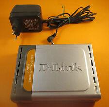 D-LINK des-1005d 10/100 Mbps Fast Ethernet Switch 5 porte