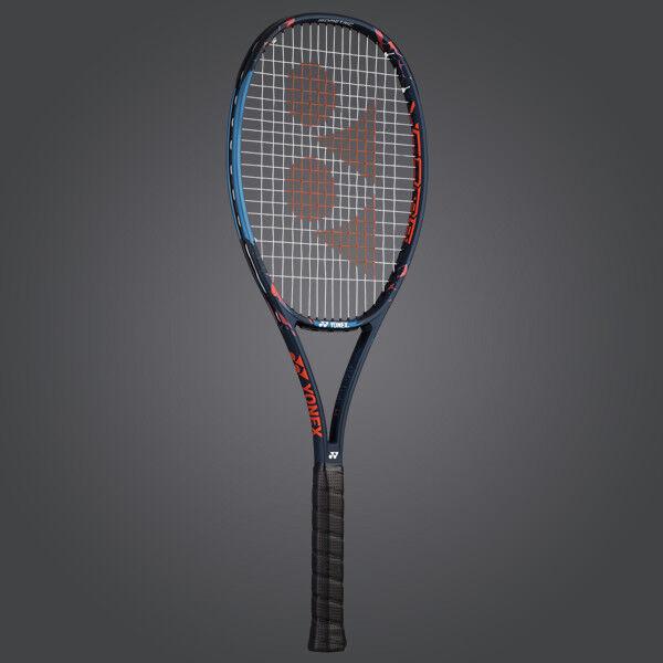 Yonex Tennis Racquet Vcore Pro 97HG, G4, STRUNG, More Speed Spin Bounce Height