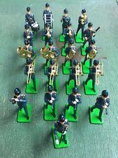 W. Britain Royal Air Force Band 41151 21 54mm Metal Figures
