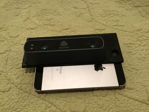 Universal Adapter For Isense Occipital Structure Sensor 3D Scanner Iphone Ipad