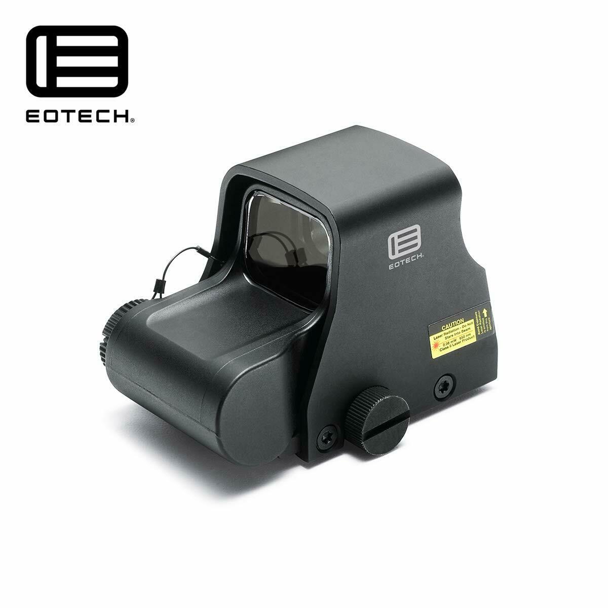 EOTech XPS3-0 Holographic Weapon Sight Scope 68 MOA Circle with 1 MOA Red Dot
