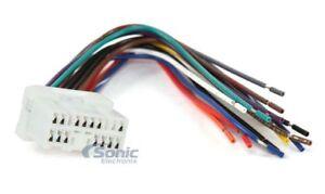 Metra 71-8112 15 Pin Reverse Factory Radio Harness For Select 92-99 Toyota/ Lexus | eBayeBay