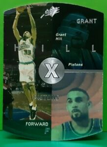 Grant Hill regular card 1997-98 Upper Deck SPx #13