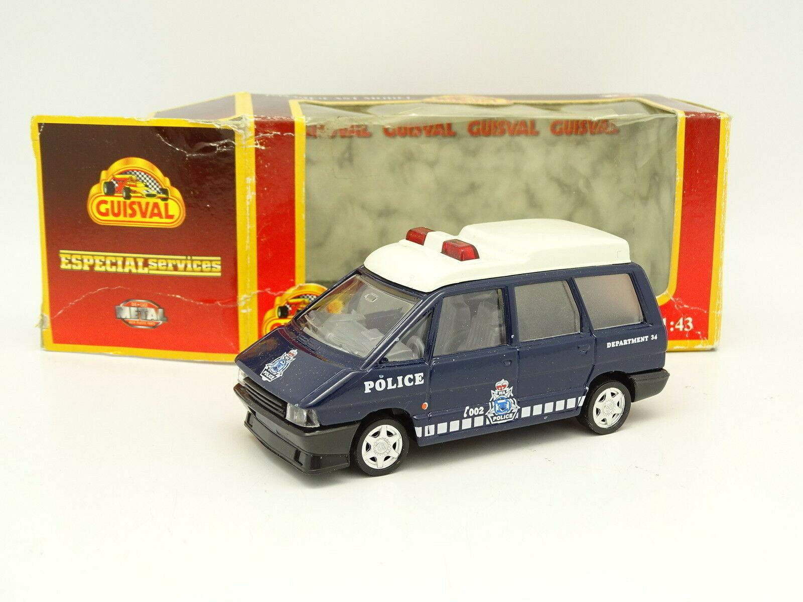 Guival 1 43 - renault espace the police
