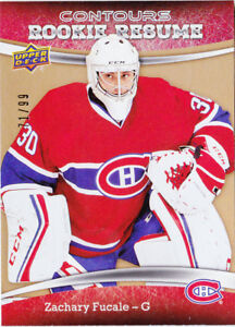15-16-Upper-Deck-Contours-Zachary-Fucale-99-Rookie-Resume-GOLD-Canadiens-2015