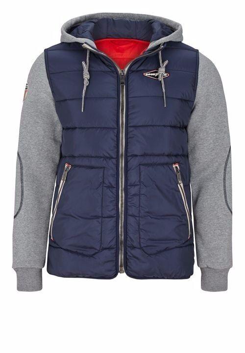 Goodyear Wexford Jacke Men Jacket Blau Grau Grau Grau 398c32