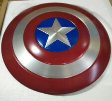 Captain America Metal Shield 1/1 FULL Metal Prop Replica with Stand IN STOCK