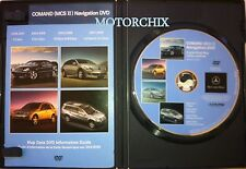 2008 Mercedes Benz ML ML320 CDI ML350 ML550 ML63 Navigation DVD Map Disc # 0226