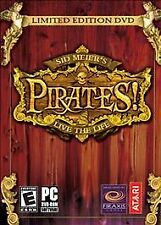 Sid Meier's Pirates: Live the Life -- Limited Edition (PC, 2004)