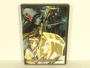 Escaflowne-Set-2-DVD-5-disc-set-volume-2-Bandai-near-mint