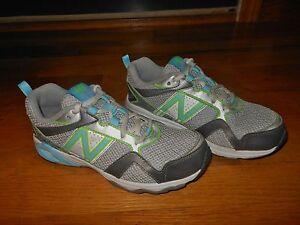 fcfadc0e948bb New Balance KJ695BLY running shoes - Kid s sz 4M - Euro sz 36 - Very ...