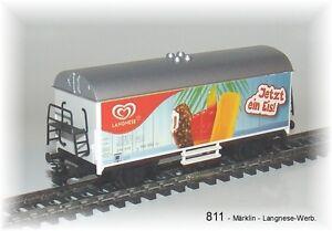Märklin 4415.811 Reefer Langnese #new original packaging#