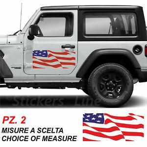 Adesivi-bandiera-americana-jeep-renegade-wrangler-rubicon-hummer-chevrolet-dodge