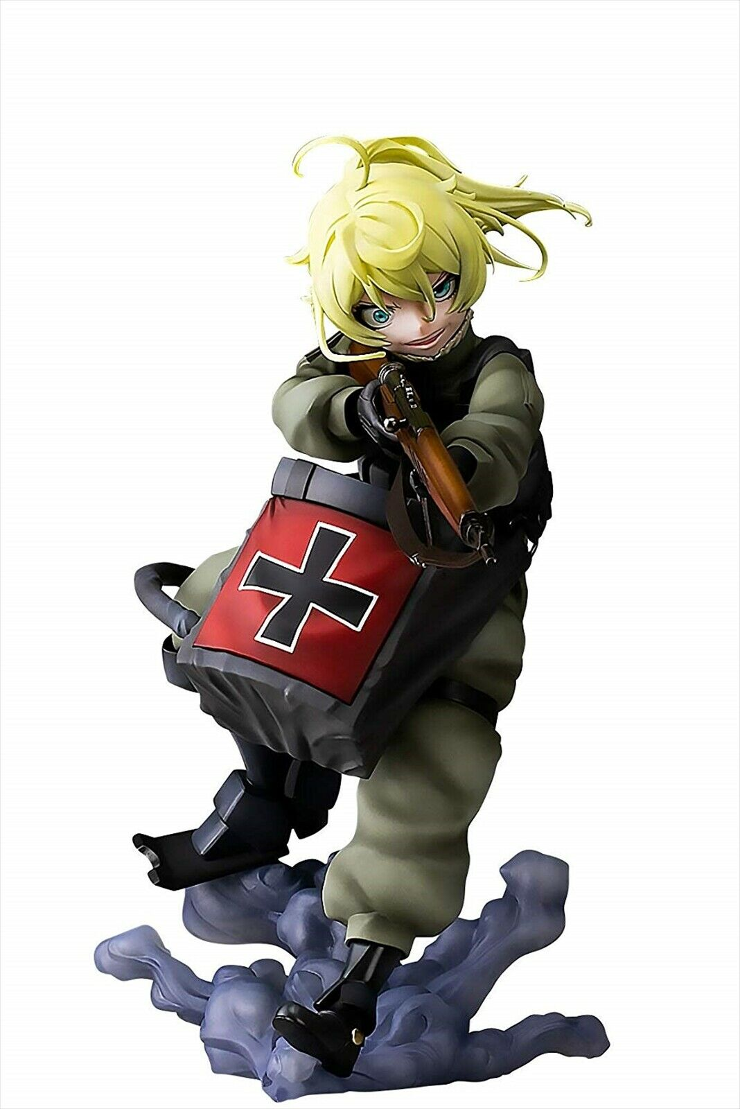 NEW Movie Youjo Senki Tanya Degurechaff 1 7 PULCHRA Japan